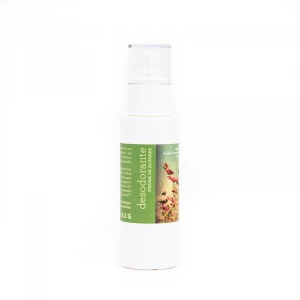 desodorante de piedra de alumbre