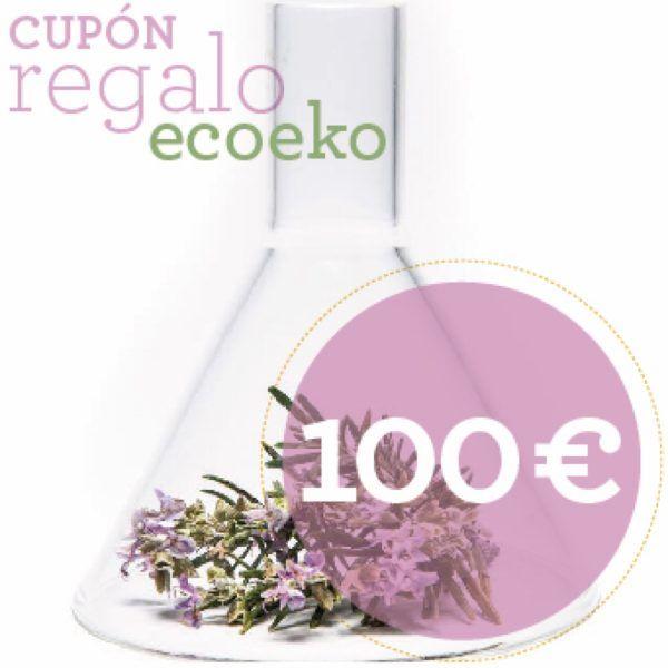 Cupón Regalo 100€ Ecoeko