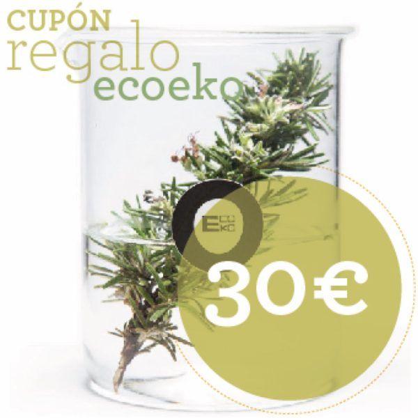 Cupón Regalo 30€ Ecoeko