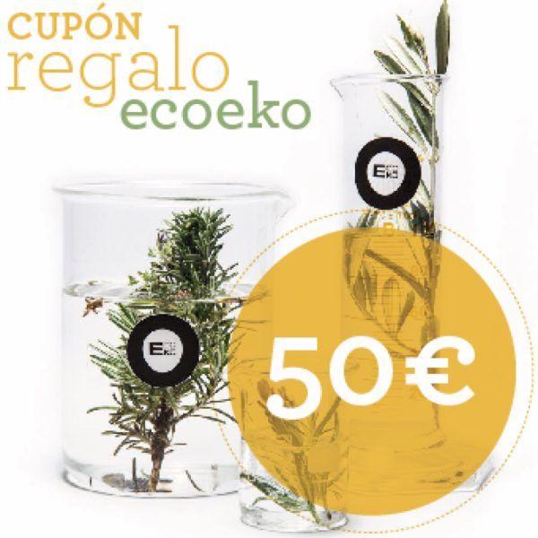 Cupón Regalo 50€ Ecoeko
