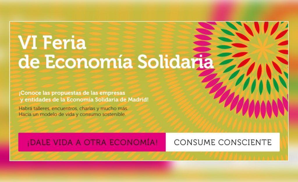 VI Feria de Economía Solidaria de Madrid