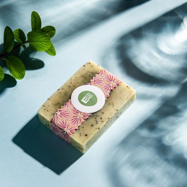 jabón de algas